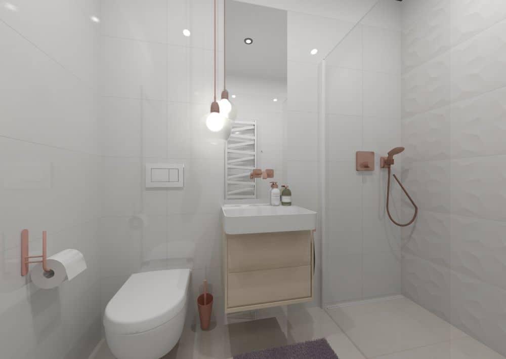 3D návrhy malých koupelen nejsou velký problém slide 15