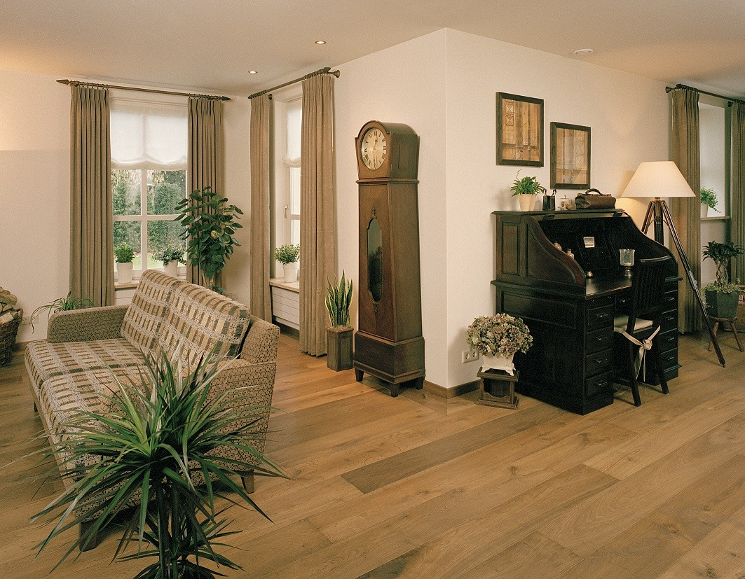 Dřevěné podlahy ESCO slide 0