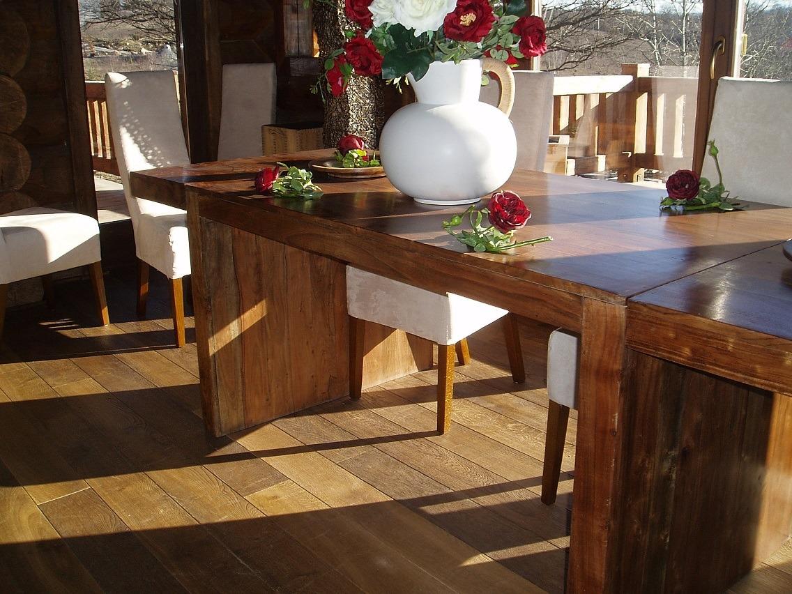 Dřevěné podlahy ESCO slide 2