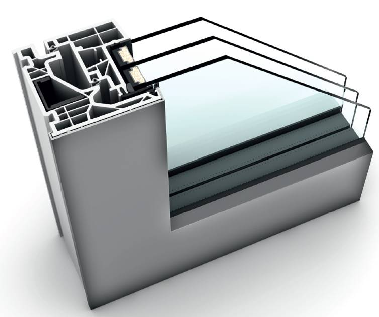 Maximální výhled s okny Internorm slide 2