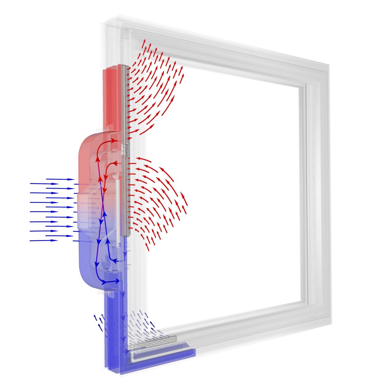Jak na jednoduché větrání? Pomocí chytrých oken! slide 1