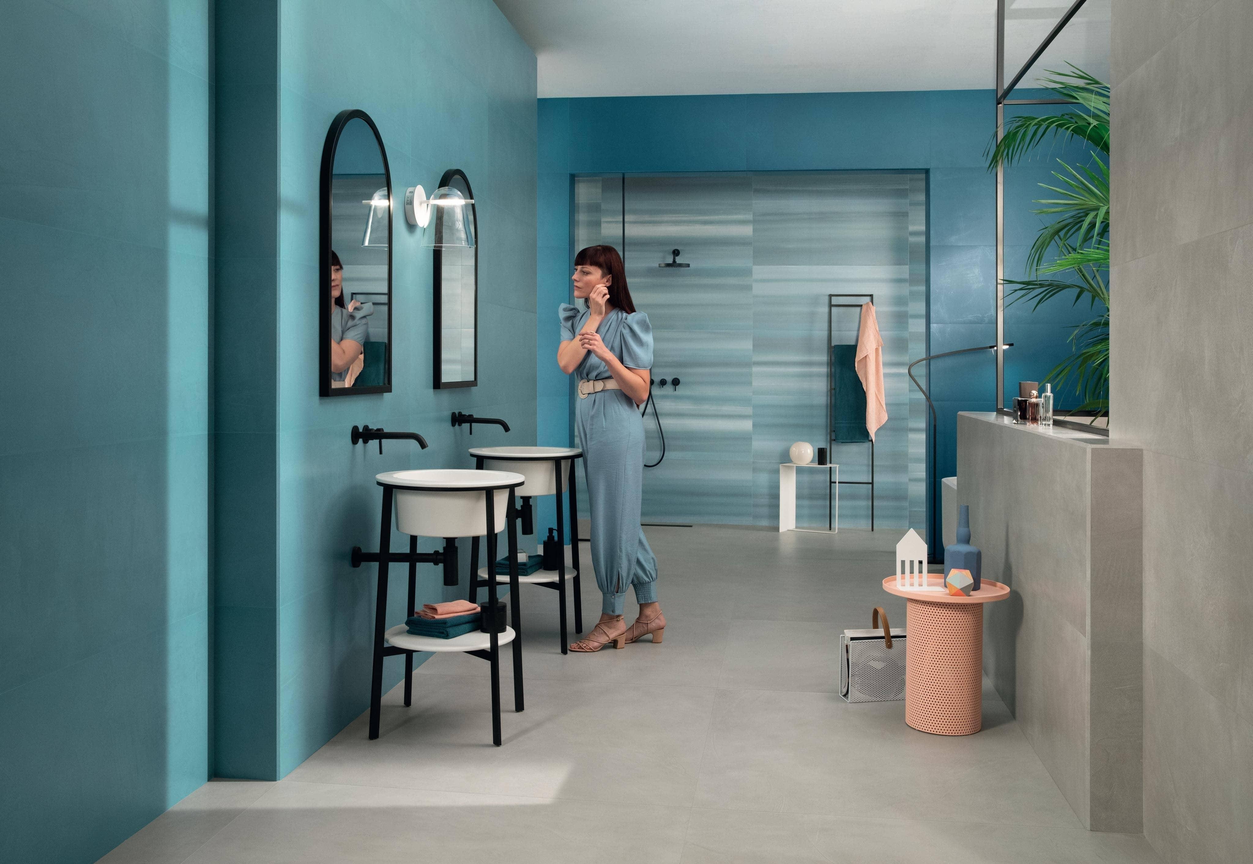 Koupelna v pastelových barvách. Objevte kolekci Prism! slide 6