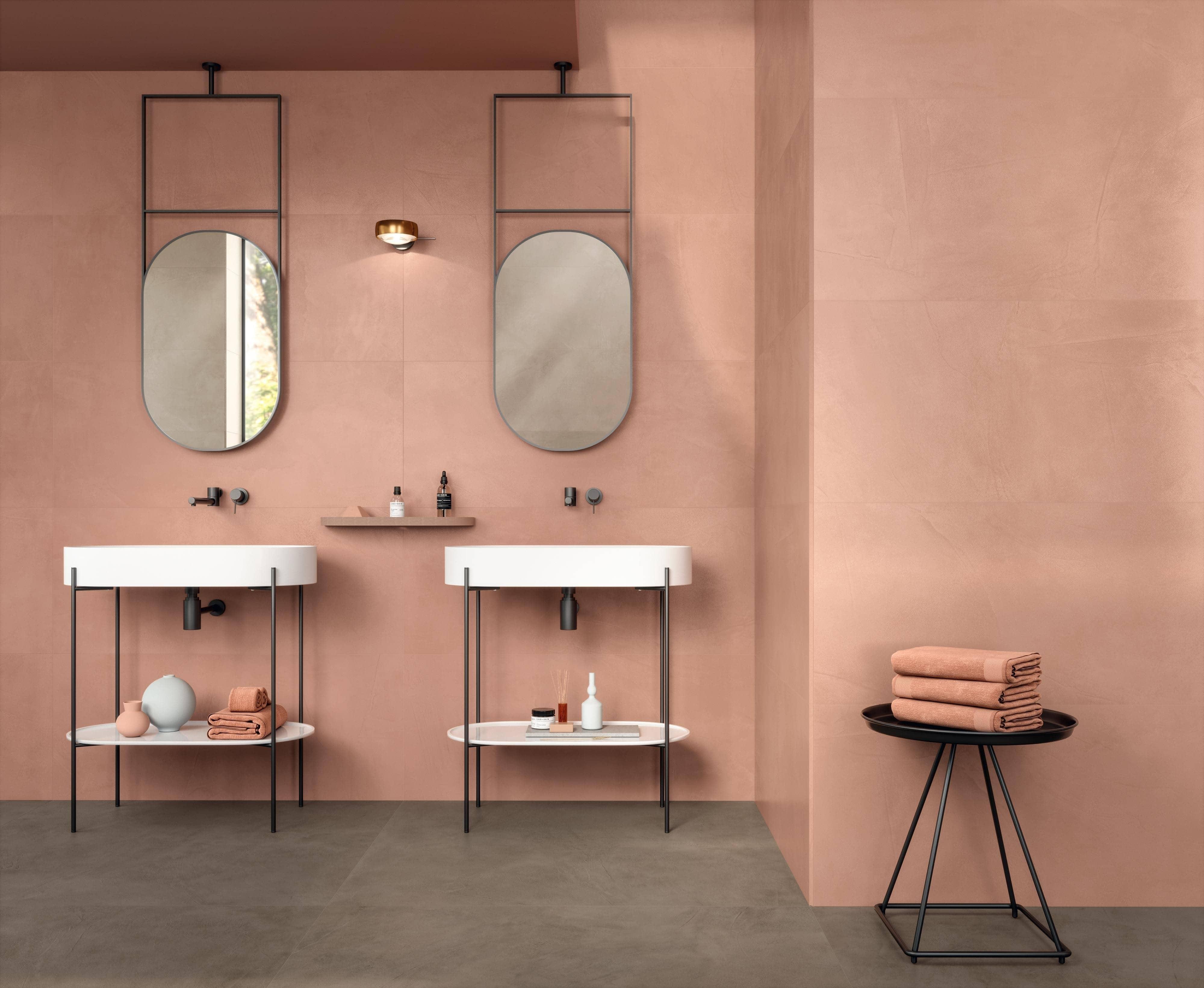 Koupelna v pastelových barvách. Objevte kolekci Prism! slide 0