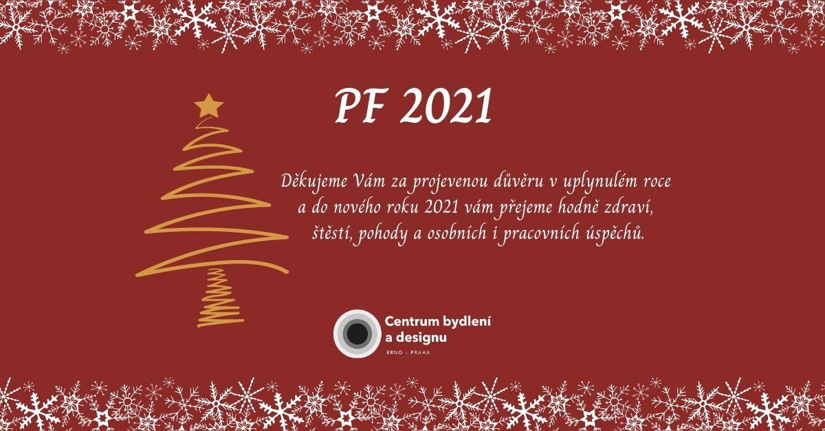 PF 2021, Vánoční otevírací doba slide 0