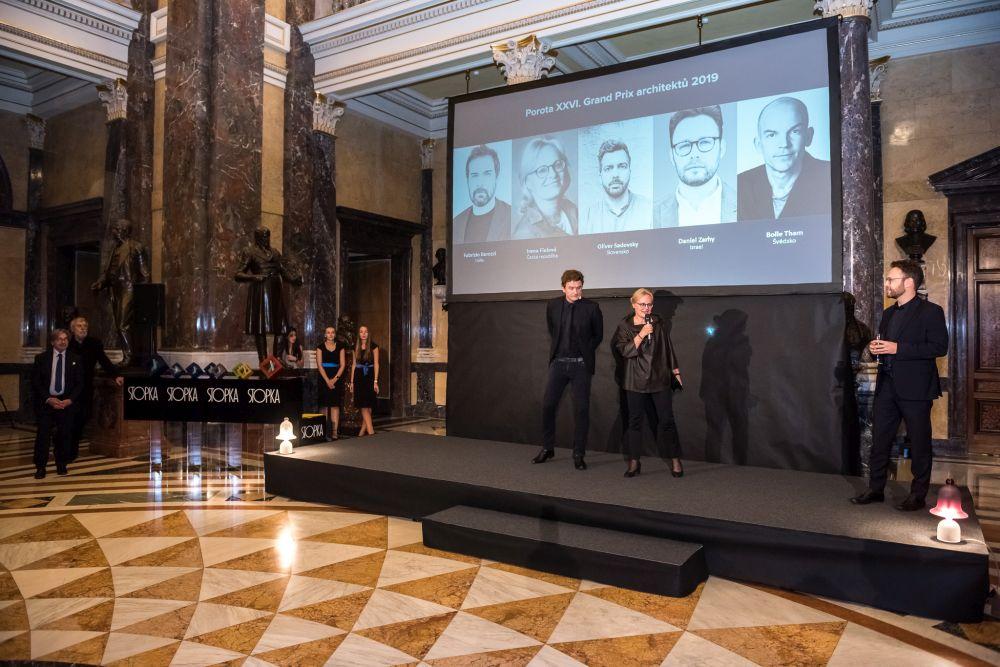 Oleg Haman - rozhovor o urbanismu a kariéře v architektuře slide 5