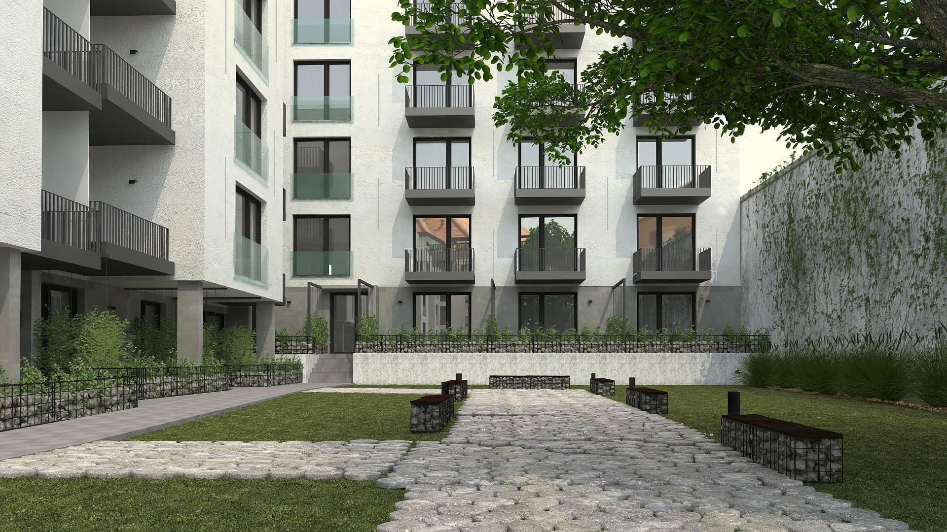Centrum Křižíkova Free Architects rozhovor bydlení