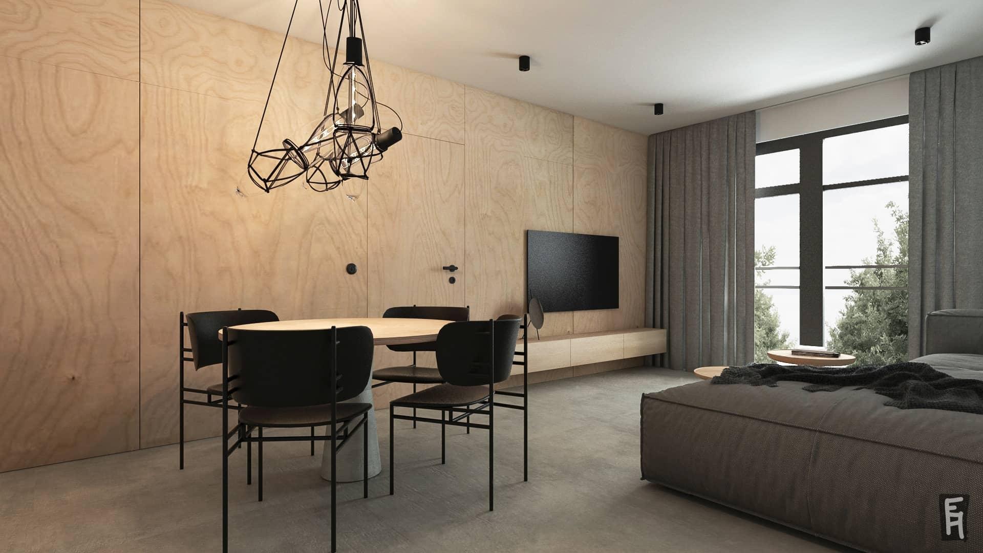 Centrum Křižíkova Free Architects rozhovor interiér