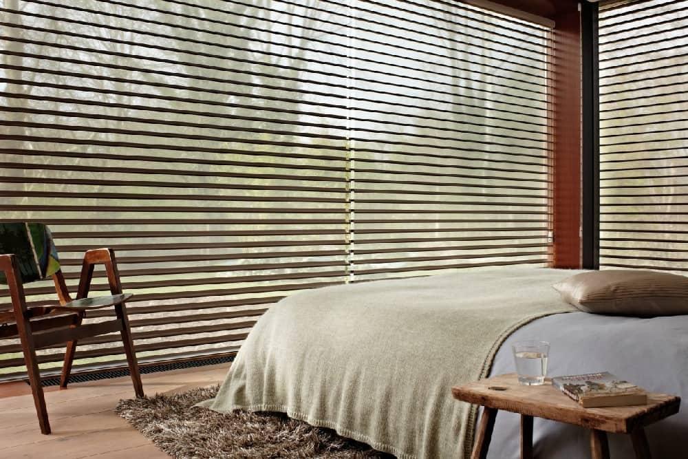 Interiérové žaluzie StarDesign WoodAl